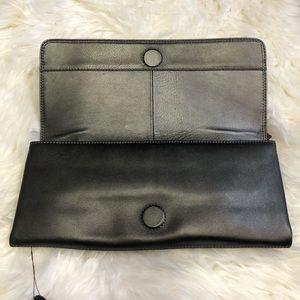 Derek Alexander Leather wallet purse